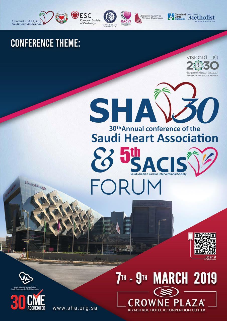 SHA 30 & 5th SACIS