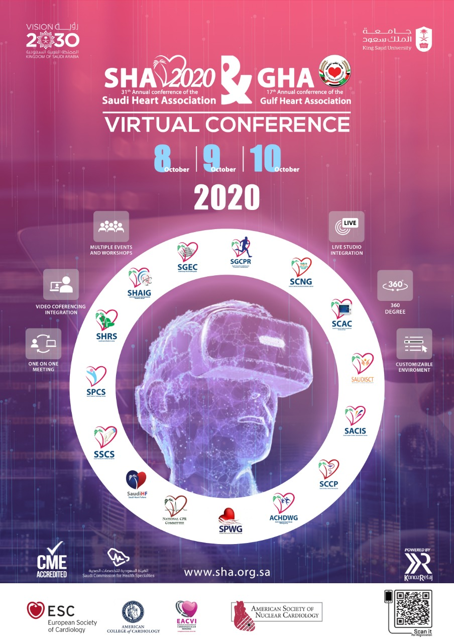 Virtual Conference: SHA2020 & 17th GHA Annual Conference |October 8-10,2020